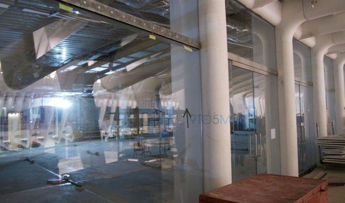 Apple Store WTC ruimte