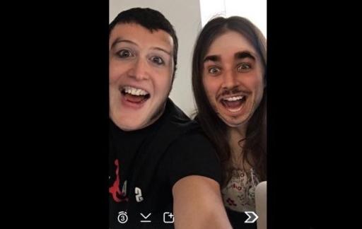 Snapchat Face Swap
