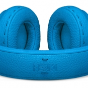 Beats Fendi blauw