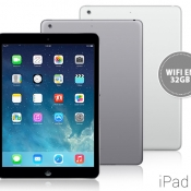 iPad Air Space Grey of Silver bij 1DayFly.