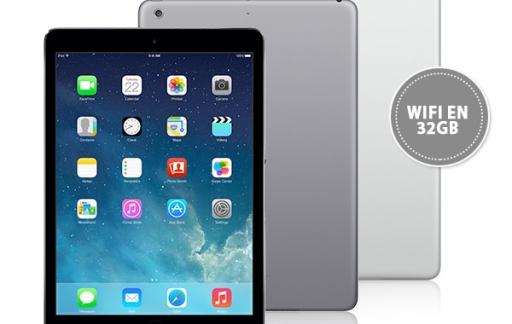 iPad Air Space Grey of Silver bij 1DayFly.