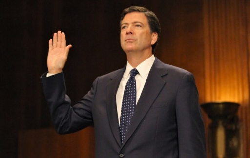 James Comey van FBI