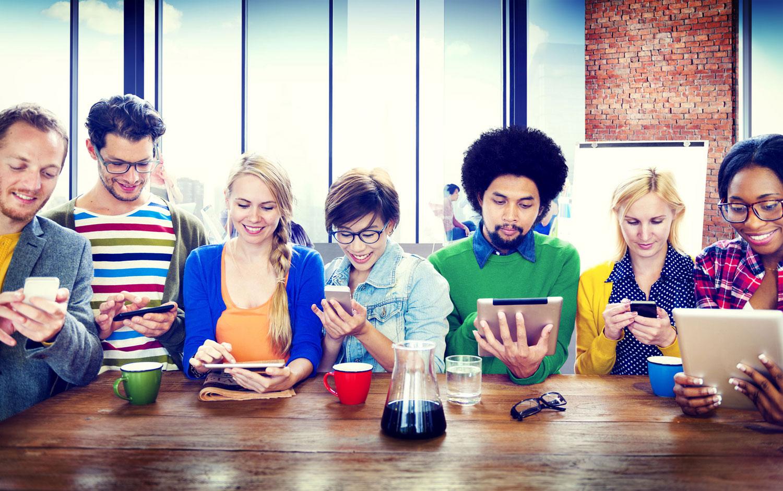 Onbeperkt internet, foto via Shutterstock (shutterstock_230273494)