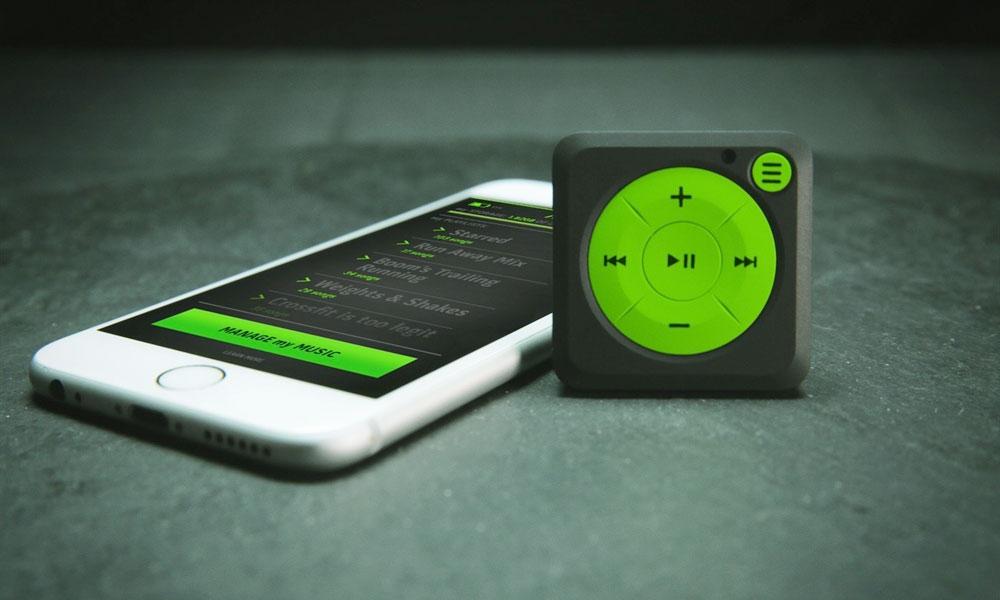Mighty met iPhone en app