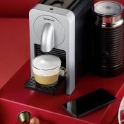 Deze Nespresso-machine bedien je met een iPhone