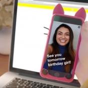 Snapchat je party met zelfgemaakte geofilters