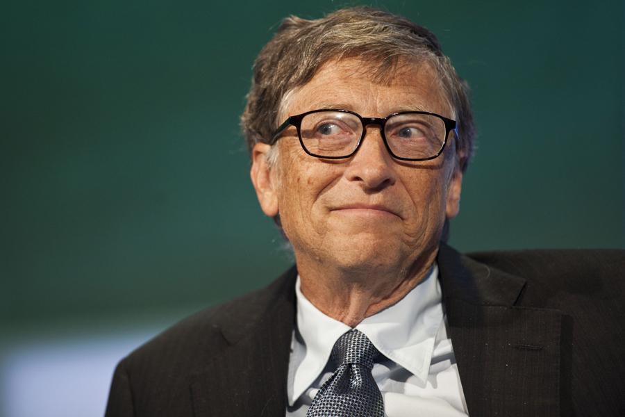 Bill Gates steunt Apple niet in privacyzaak.