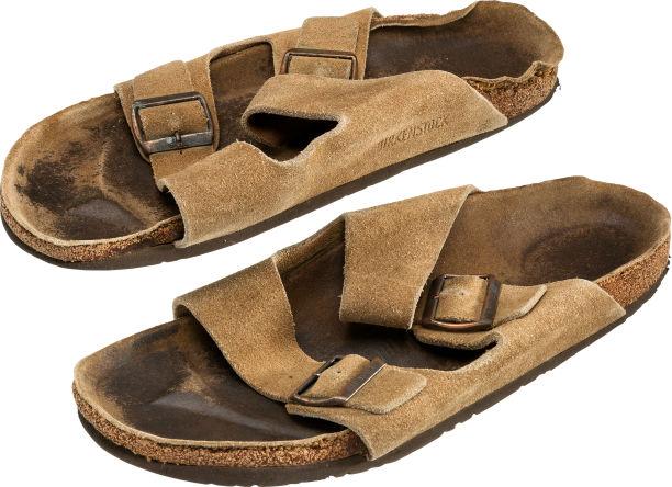 Steve Jobs-sandalen