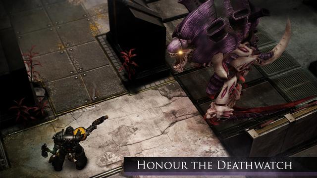 Warhammer 40K Deathwatch Tyranid Invasion.