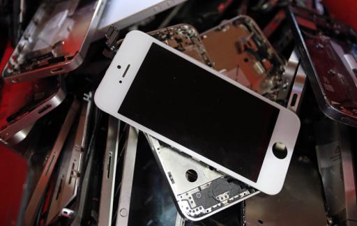 Wat gebeurt er met je oude iPhone als je hem bij Apple inruilt?