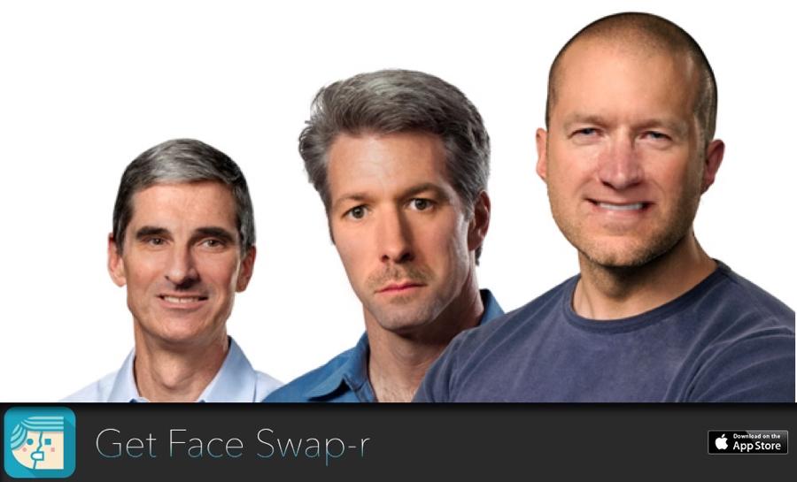 Face Swap-R wisselt meerdere gezichten tegelijk.