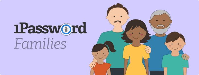 1Password for Families