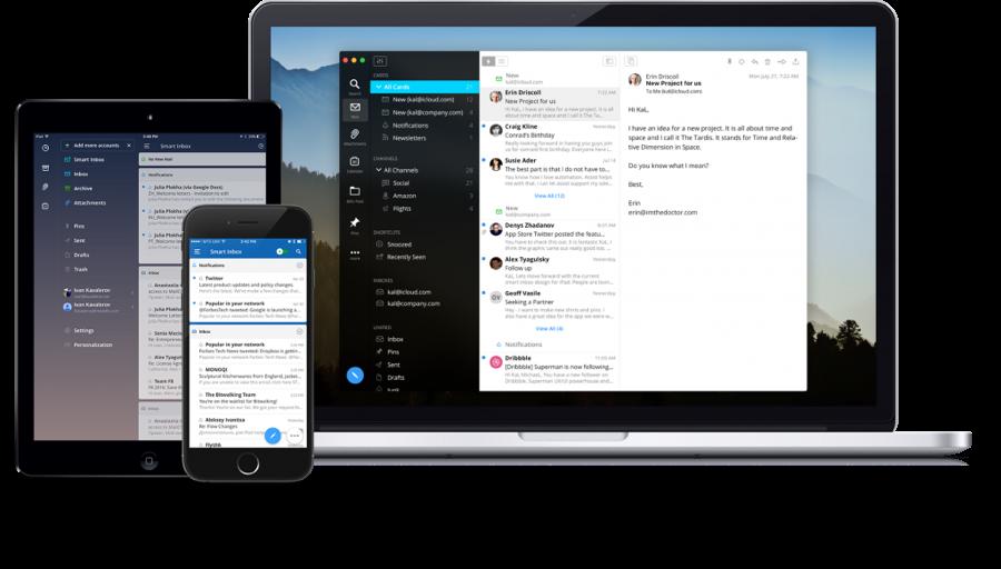 Spark komt er aan op de iPad, en er wordt gewerkt aan de Mac-versie.