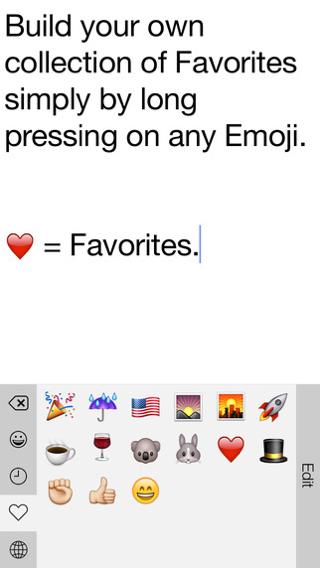 Emoji ++ Emoji toetsenbord