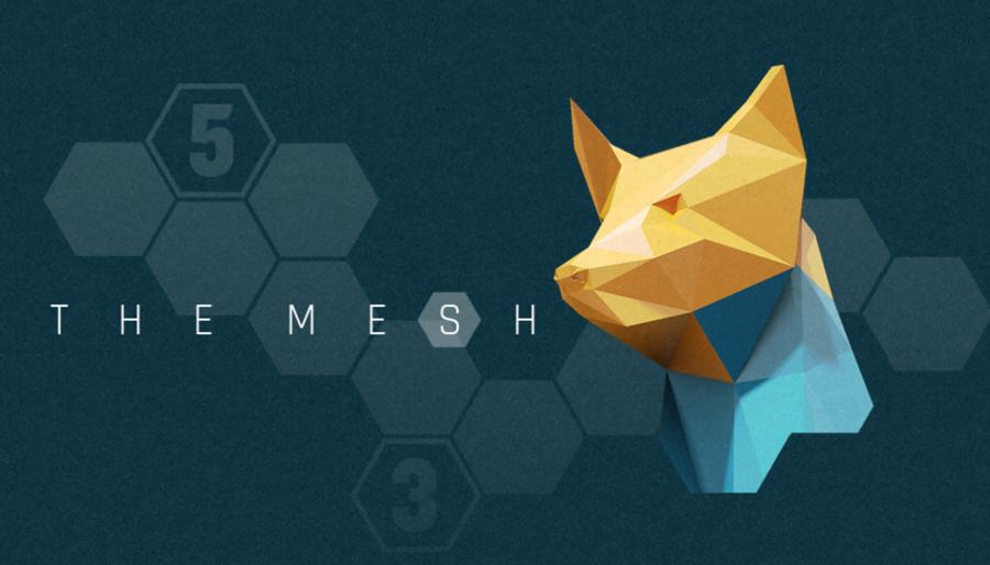 The Mesh is een originele puzzelgame.