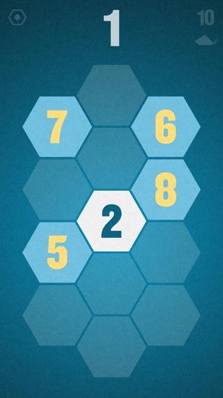 The Mesh wiskundige puzzelgame.