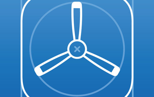 TestFlight-app van Apple.