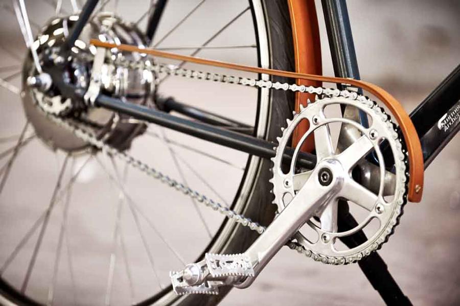 Vigour+ oogt niet als doorsnee elektrische fiets.