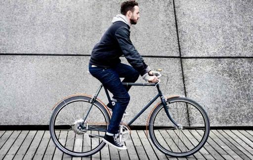 Vigour+ elektrische fiets iOS-app