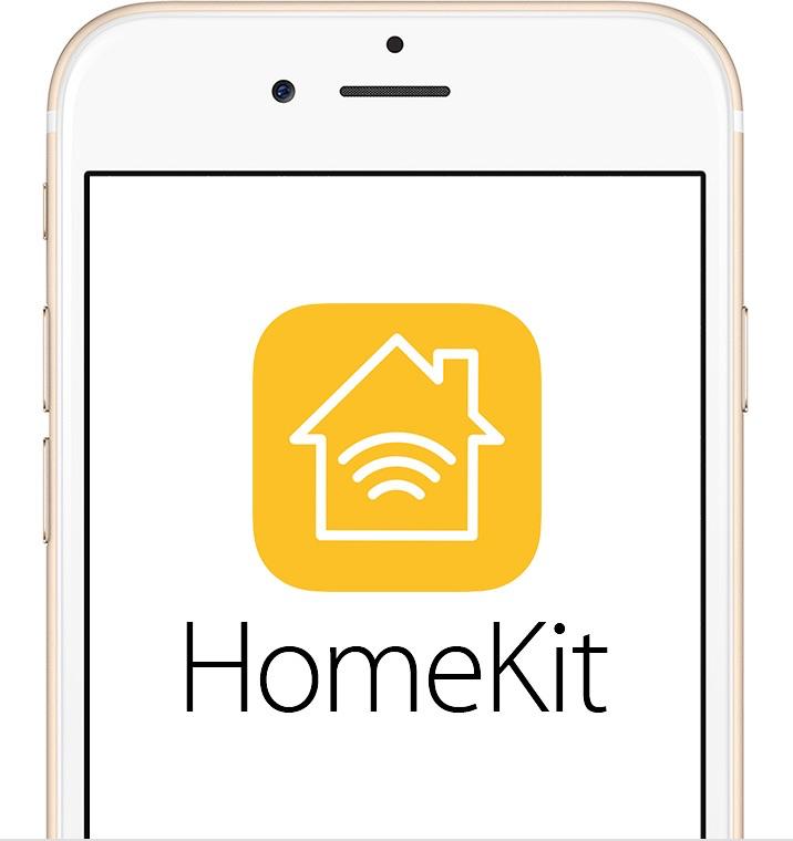 HomeKit instellen op een iPhone.