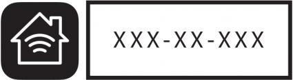 HomeKit instellen: Een HomeKit-code om accessoires toe te voegen.
