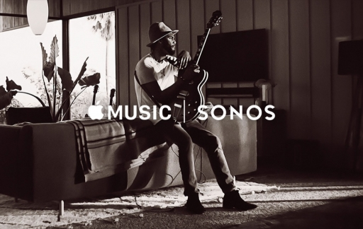 Apple Music gebruiken met Sonos-speakers.