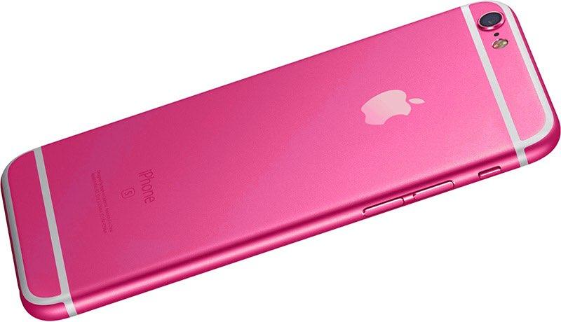 iPhone 5se Roze