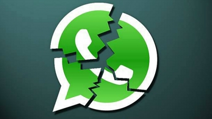 WhatsApp storing