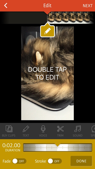 Videoshop tekst toevoegen