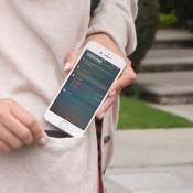Meldingen en widgets op het toegangsscherm uitschakelen
