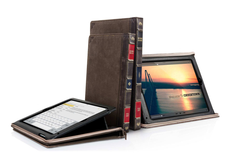 TwelveSouth BookBook-case voor iPads