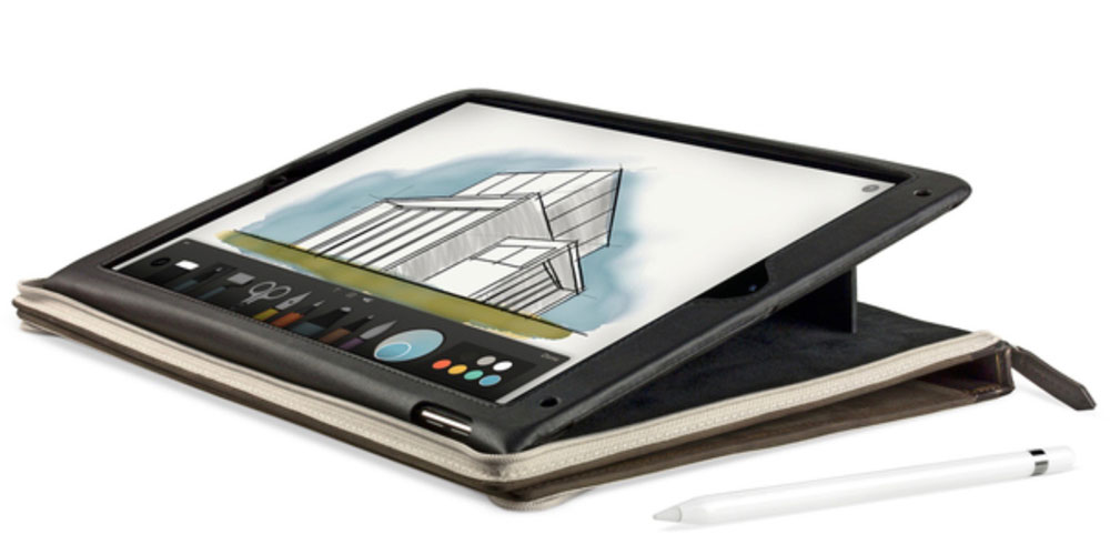 TwelveSouth BookBook-case voor iPad Pro
