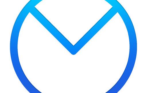 Airmail, groot icoon