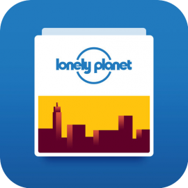 Guides by Lonely Planet-icoon.