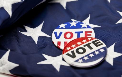 Amerikaanse presidentsverkiezingen, foto via Shutterstock (shutterstock_180372209).