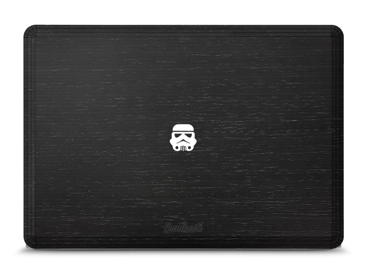 Bambooti-skin voor je MacBook met Star Wars.