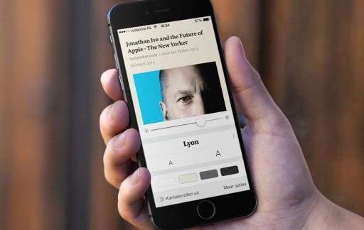 Instapaper later lezen-app