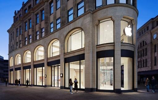 Apple Store Keulen Schildergasse