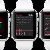 Zo bekijk je het activiteiten-weekoverzicht op je Apple Watch