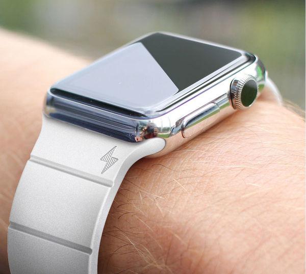 Apple Watch-bandje met batterij