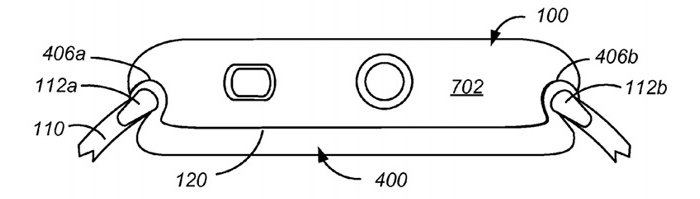 Apple Watch-patent: elektronica in bandje