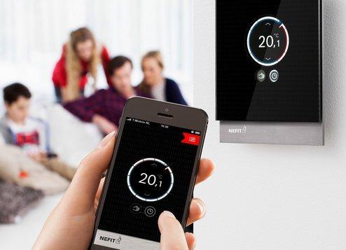 Slimme thermostaat van Bosch
