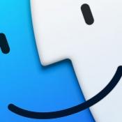 Mac OS X gezicht