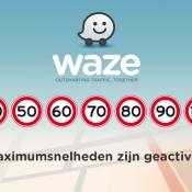 Rij ik te hard? Navigatie-app Waze laat nu maximumsnelheden zien voor iedereen
