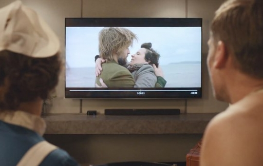 The Kiss, Apple TV-reclamespot