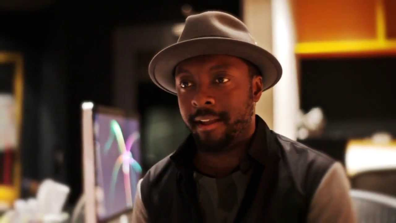 Will.i.am in eerste tv-serie van Apple