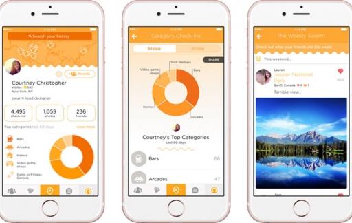 Swarm-app