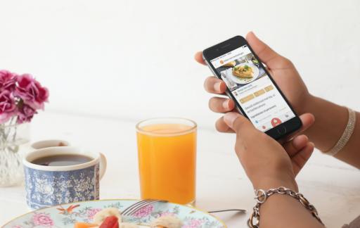 Maak een heerlijk paasontbijt met deze apps.