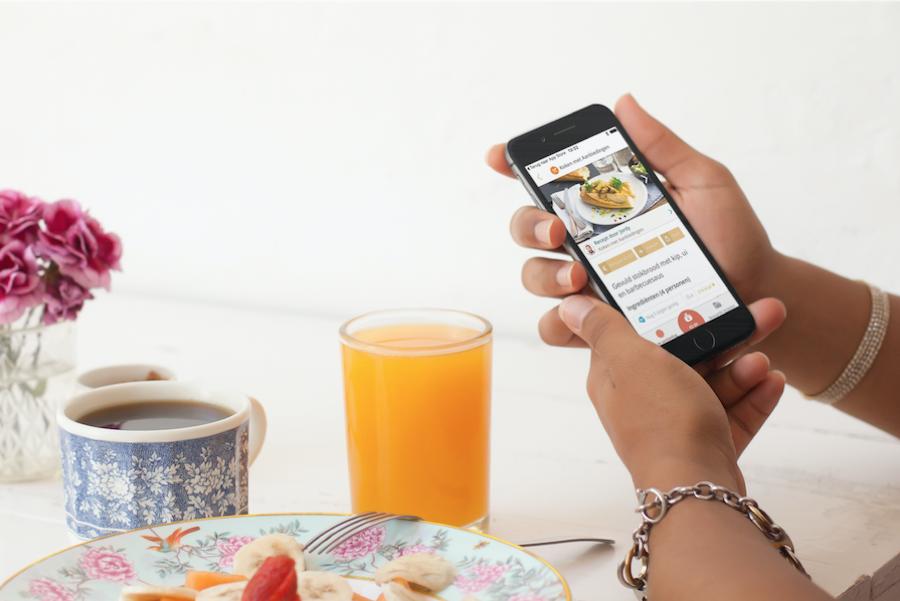 Recepten apps voor iPhone en iPad
