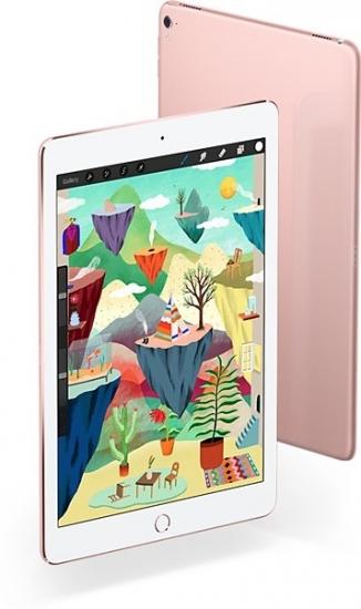 iPad Pro groot en klein